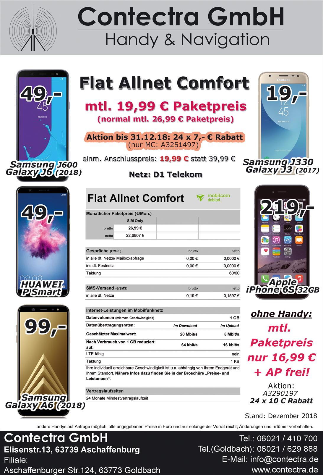 Flat Allnet Comfort 24 x 7 Dez18