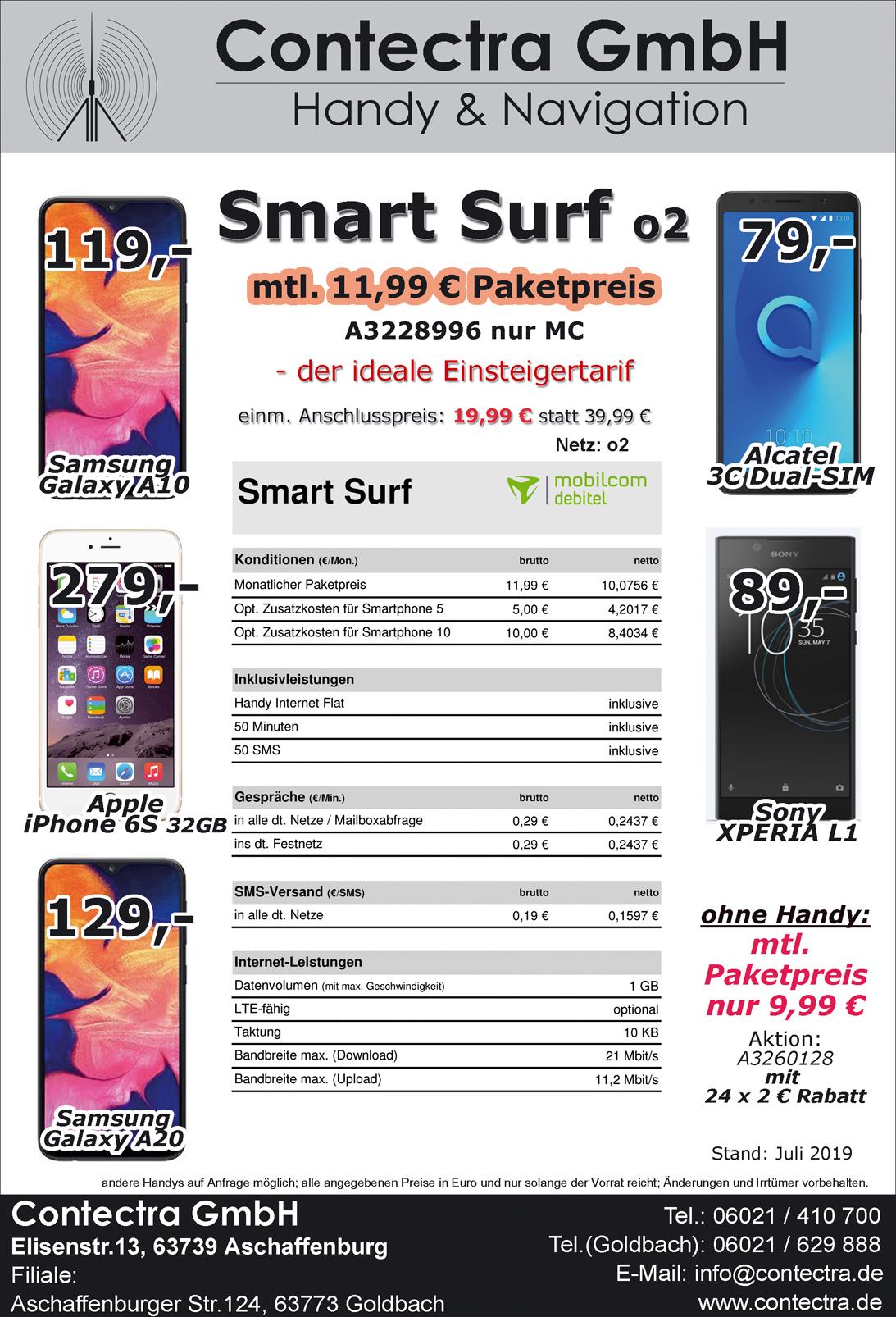 SmartSurf o2 Juli19 Kopie