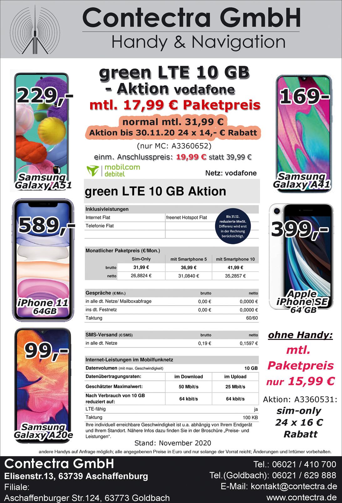 green 10 GB 15,99 € vodafone Nov2020 Kopie